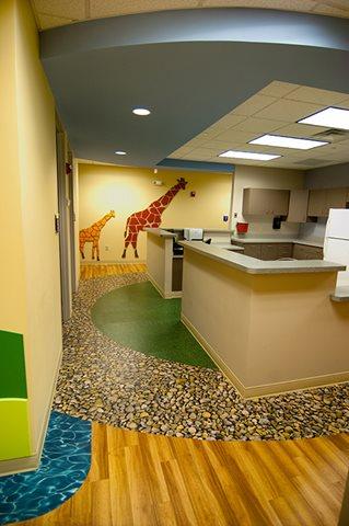 health care vinyl flooring