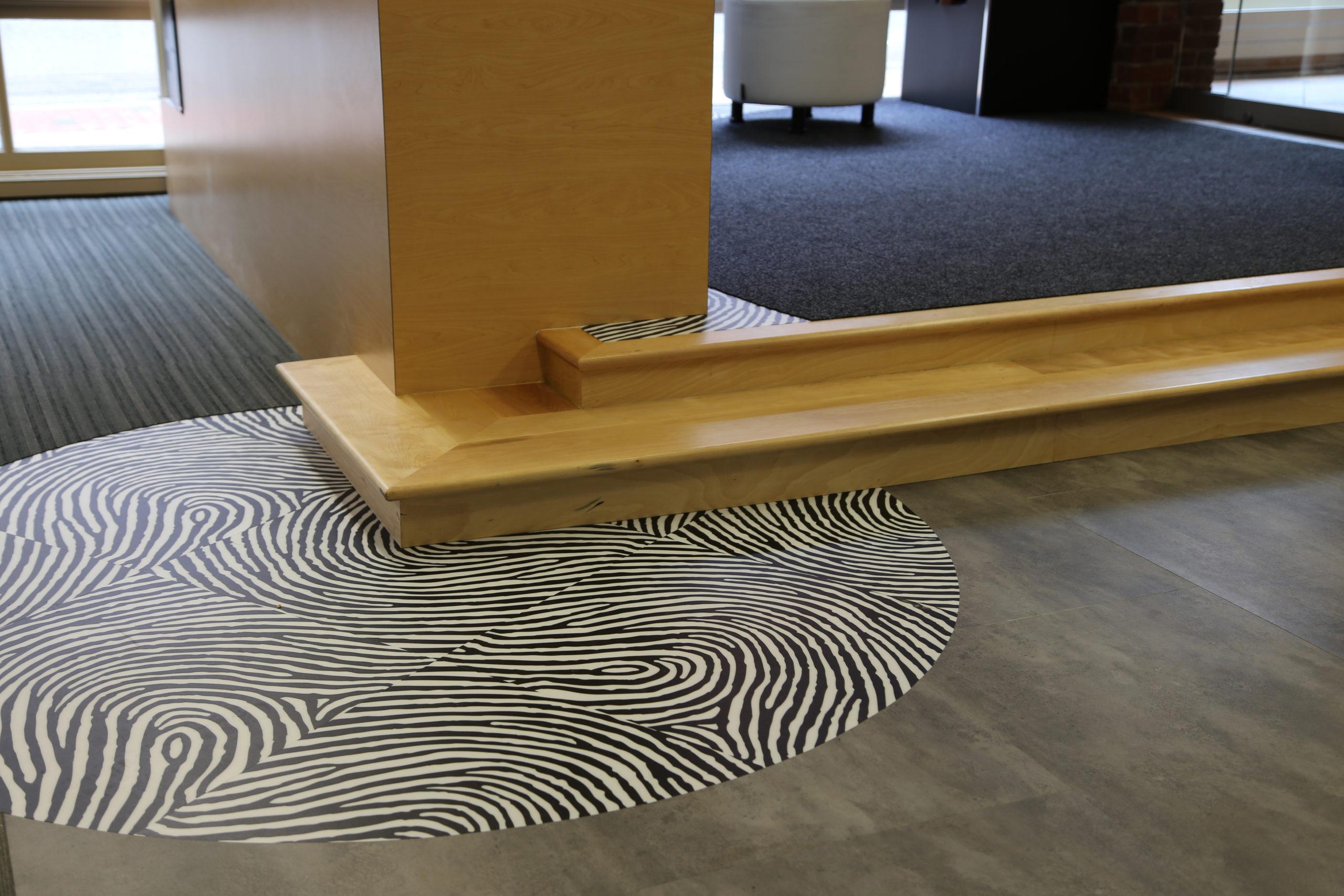 modern vinyl flooring designs